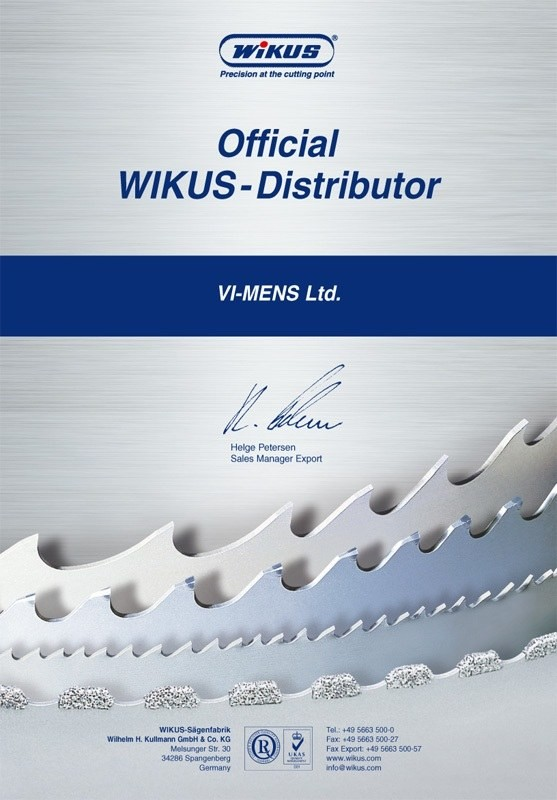 Official WIKUS-Distributor